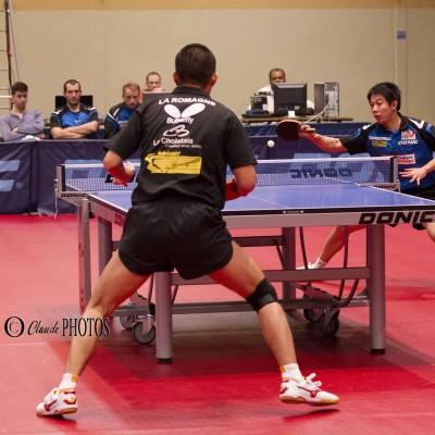 Championnat de France – ASPCTT La Romagne