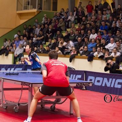 Championnat d'Europe APSCTT Orenbourg
