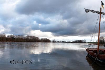 Une journée d'hivers sur la Loire (JANV 2021)